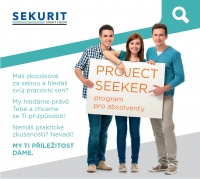 Project seeker - program pro absolventy